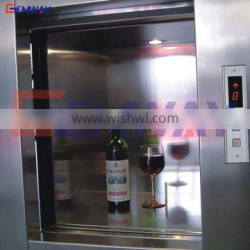 Good efficiency cheap kitchen China dumbwaiter lift elevator with trade assurance
