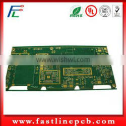 10-Layer Lead Free HASL HDI PCB for Control Panel