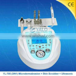 (YL-705) Skin Scrubber Beauty microdermabrasion facial massage equipment