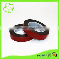 High Quality Automobile Acrylic Foam Red Liner Tape Double Sided