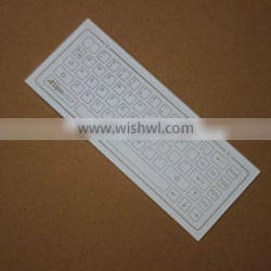 factory direct touch keypad tempered glass
