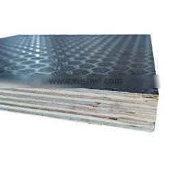 11 plies 18mm WBP Glue Anti-slip film faced plywood for Construction