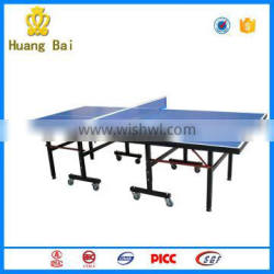 2016 the latest high quality outdoor table tennis table