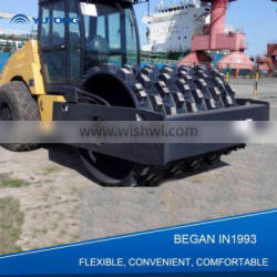 China Used Single Drum Road Roller For Sale