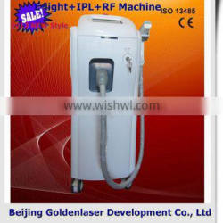 Wrinkle Removal 2013 Cheapest Price Beauty Equipment E-light+IPL+RF Skin Lifting Machine Esthetic Cold Laser Body Sculpting Machine