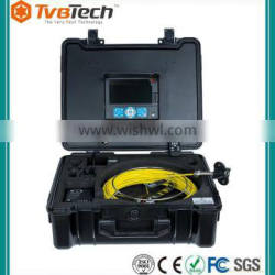"""7"""" LCD pipe inspection camera systems"""