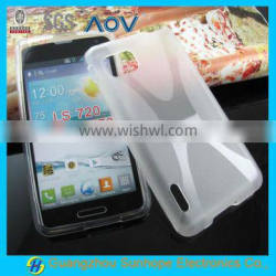 for LG VM720 Optimus F3 X line gel mobile phone case