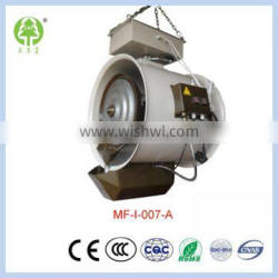 Top Quality CE approved latest design great material centrifugal fan mist