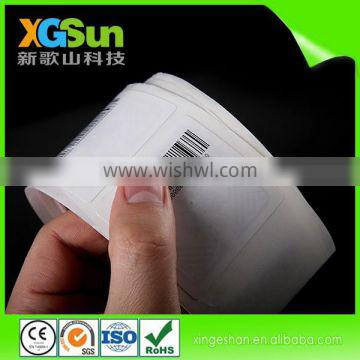 Durable 13.56 MHz RFID Tag for Books