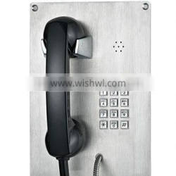 KNTECH Emergency Phone Waterpoof public service telephone telephone clean stainless steel