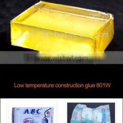 Cheshire Low Working Temperature Positioning Adhesive for Female Napkin
