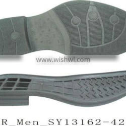 TPR Sole For Men's Casual Shoes and Flat Casual Shoes