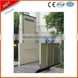 Hydraulic wheelchair lifts electric lift for the disabled people