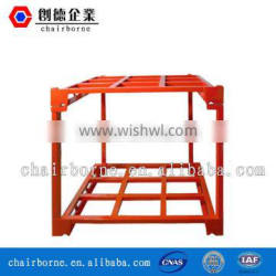 High quality Stacking hot sale detachable truck tire storage rack