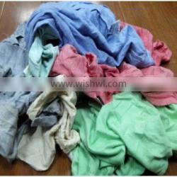 Light Colored Used Wiping Cotton Rags