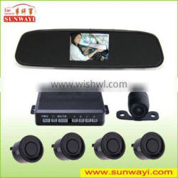 CarGeneral SW-35M-4 TFT Car Rear View Parking Assist System