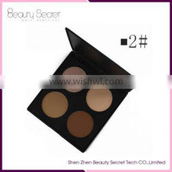 your name brand makeup concealer No Logo 4 colors Concealer Contour Makeup Palette Cosmetics