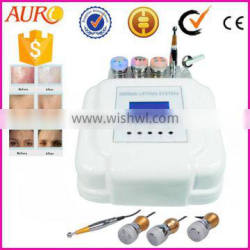 Au-221 Useful no needle mesotherapy facial beauty machine for skin massage