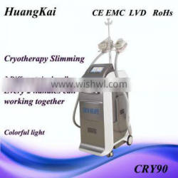 distributo looking for whole body cryotherapy with 3 different cryo handles