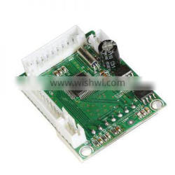 Widely used usb sd fm wireless mp3 player module with flash