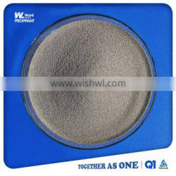 high quality hydraulic fracturing wanli economic proppant same price with silica sand