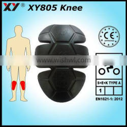 CE approved insert knee protector for motorcycle pants