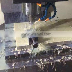BCL0013 rapid prototyping 4 axis cnc lathe machining parts