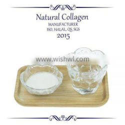raw materials bulk collagen protein free samples extracted from fish skin or scale