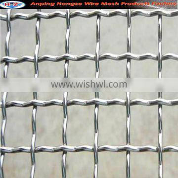 Crimped Wire Mesh/Galvanized Crimped Wire Mesh/Stainless Steel Crimped Wire Mesh (ISO9001 manufacturer)