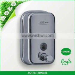 Hand stainless steel soap dispenser pump agent