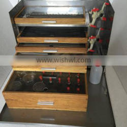 Field drilling fluid analysis instrument case