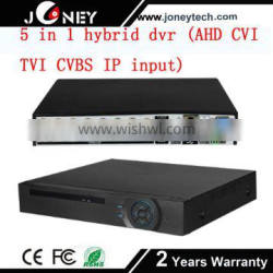 Hybrid Cctv Ahd Dvr high Resolution Security Dvr Recorder