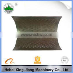stainless steel curved sieve bend