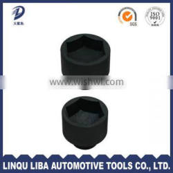 Air Impact Wrench socket of mirror chrome plated