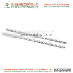 China manufcature non-standard solid carbide drilling bit tools