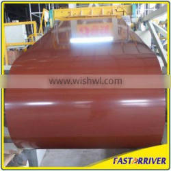 1100 3003 pe color coated aluminum coil for outdoor decoration