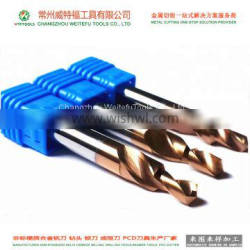 WTFTOOL non-standard solid carbide step drilling bit tools