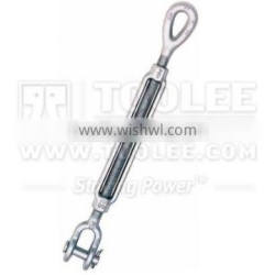 6314-Turnbuckle Jaw Jaw HG-228, Wire rope Turnbuckle, FF-T-791B,Generally to ASTM F1145-92