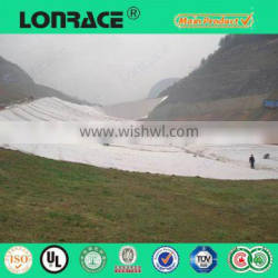 China supplier non woven geotextile fabric manufacturing process