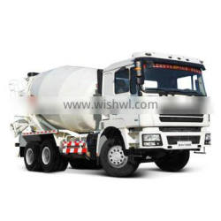 Howo Chassis 10m3 Concrete Mixer Truck for Sale