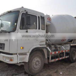 Second hand China CAMA mixer truck for sale