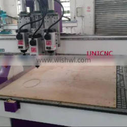 2019 Heavy duty multi-function 4 axis cnc router machine price 1325 1530 2160