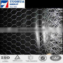 USA Standard Hexagonal Wire Mesh for Crab and Crawfish Trap
