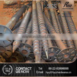 Wholesale Earth Anchors Ground Screw Post Anchor for Solar Mounting System