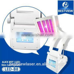 Red Led Light Therapy Skin 2016 Best Medical Pdt Multi-Function Led 470nm Red Machine Led Pdt Bio-light Therapy Machine Improvefinelines