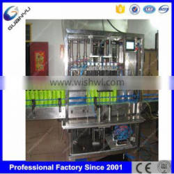 Manufacturer customized CE aprroved full automatic jam filling machine