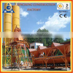 Qualified!Electric and Automatic!HZS35 Concrete Batching Plant in Romania