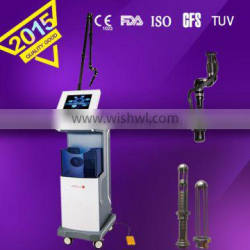 micro needle fractional rf7 joint arm vertical CO2 laser
