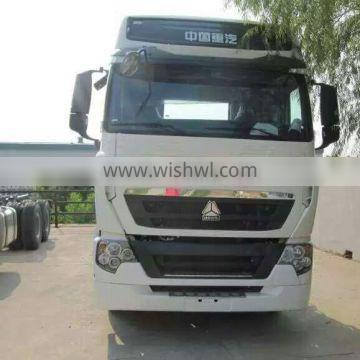 2014y used good condition Howo truck head/ secondhand Sweden- made truck head