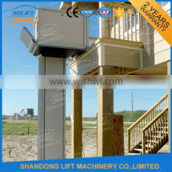 electric stair elevator for disabled people
